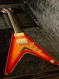 【中古】Dean USA 1977V Winter NAMM 2013 -Trans Cherry Sunburst- 2012年製[ディーン][トランスチェリーサンバースト][Flying V,フライングVタイプ][Electric Guitar,エレキギター]【used_エレキギター】