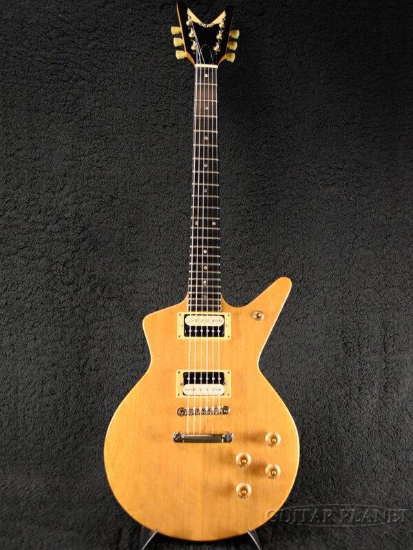 【中古】Dean USA CADILLAC KORINA -NAT- 1996年製[ディーンUSA][キャデラック][コリーナ][ナチュラル][Electric Guitar,エレキギター]【used_エレキギター】