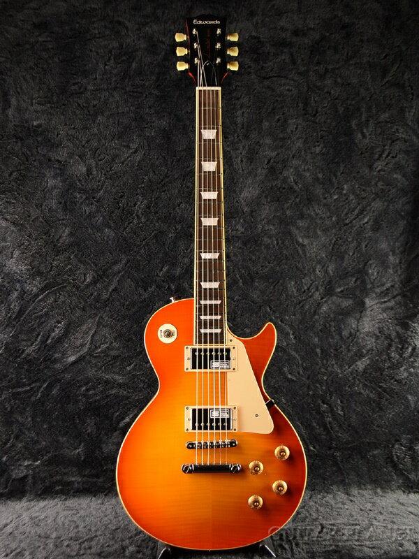 Edwards E-LP-125SD 新品 ヴィンテージハニーバースト[エドワーズ][国産][ESPブランド][Les Paul,レスポールタイプ][Vintage Honey Burst][Seymour Duncan,ダンカンピックアップ搭載][Electric Guitar,エレキギター]