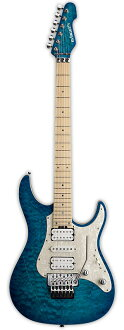 Edwards E-SN-150FR brand new aquamarine [Edwards] and [ESP brand] [Snapper, snapper] [Stratocaster, STRAT caster type] [Aqua Marine, Blue, blue, Blue] [Electric Guitar, electric guitar,