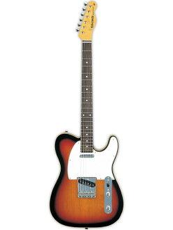 爱德华兹 E-TE-100CTM/LT 3TS 全新 3 音森伯斯特 [爱德华兹] 和 [首页] [ESP 品牌] [自定义电视广播员,castamtere 连铸机类型],和 [音森伯斯特] [西摩邓肯,邓肯拾音器] [电吉他、 电吉他]