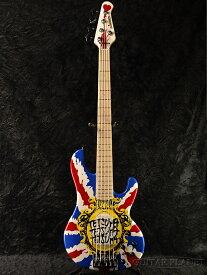 Edwards E-T-180BD UNI 新品[エドワーズ][ESPブランド][国産][L'Arc〜en〜Ciel,ラルクアンシエル,tetsuya,テツヤ][Union Jack,ユニオンジャック][Electric Bass,エレキベース]