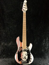 Edwards E-T-195BD GV 新品 tetsuyaモデル[エドワーズ][国産][ESPブランド][Bardic GOOD VIBES][L'Arc〜en〜Ciel,ラルクアンシエル,テツヤ][5弦][Electric Bass,エレキベース]