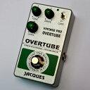 JACQUES OVERTUBE-2 新品 オーバードライブ[ジャック][オーバーチューブ][Overdrive][Effector,エフェクター]