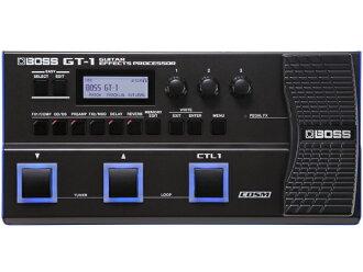 老板 GT 1 全新吉他多个效果