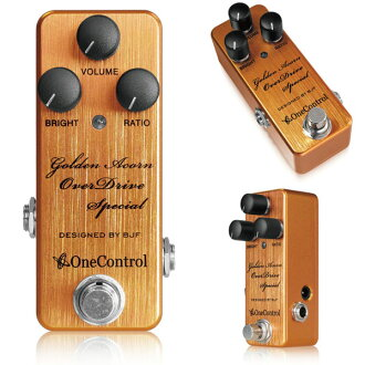 One Control Golden Acorn OverDrive Special new article [one control] [Dan bulldog] [OverDrive] [Effector, effector]