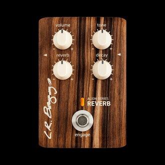 L.R.Baggs ALIGN SERIES REVERB 신품 어쿼스틱 기타용 리바브[LR밧그스][음향 처리 장치]