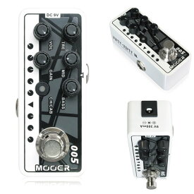 MOOER Micro Preamp 005 新品 プリアンプ [ムーア][マイクロ][Effector,エフェクター]