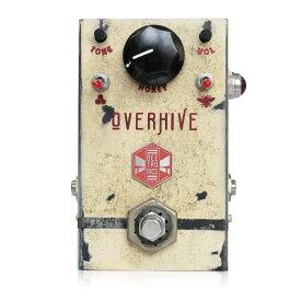 Beetronics OVERHIVE 新品 オーバードライブ[ビートロニクス][オーバーハイヴ][Overdrive][Effector,エフェクター][動画]