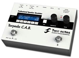 兩個注意到魚雷 C.A.B.新 speakercabinetsimulator [投票] [駕駛室] [模擬器] [效應器和效應器] _otherfx