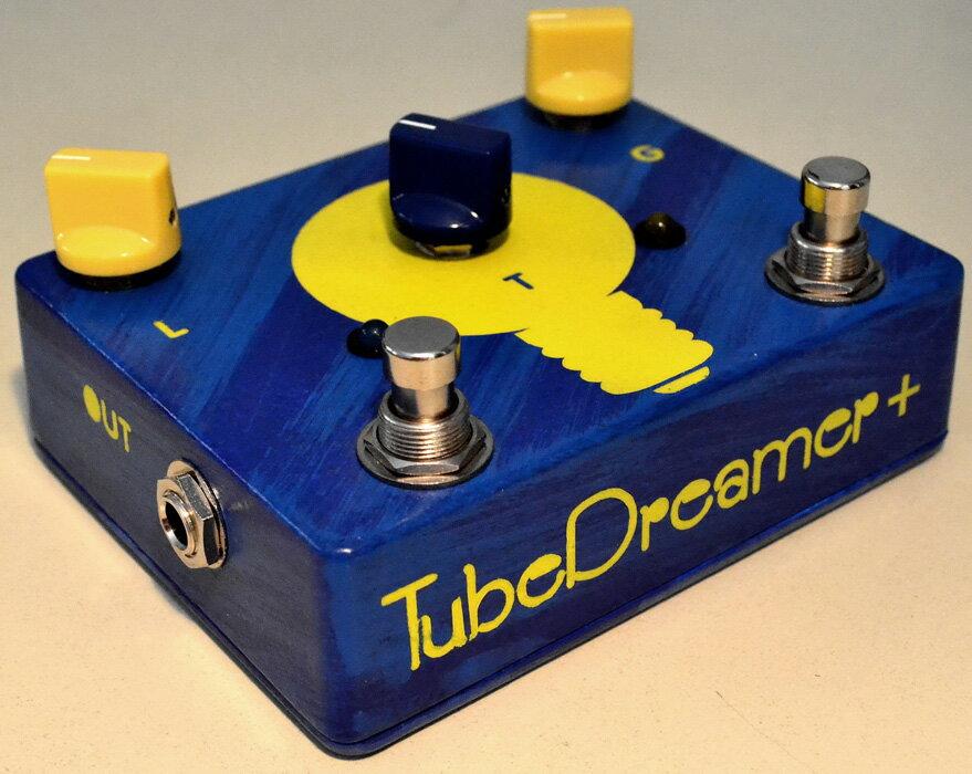 【ハンドメイド】JAM PEDALS Tube Dreamer + 新品 ディストーション/オーバードライブ [ジャムペダル][チューブドリーマープラス][Overdrive,Distortion][エフェクター,Effector]