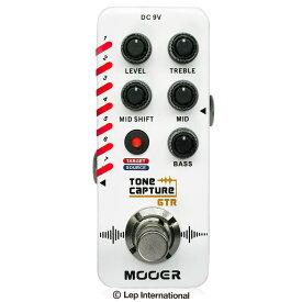 Mooer Tone Capture GTR 新品 トーンキャプチャー[ムーアー][トーンキャプチャーギター][Effector,エフェクター]