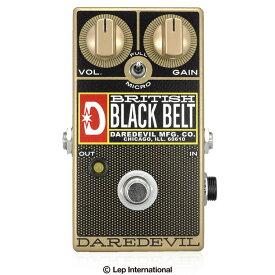 Daredevil Pedals British Black Belt Gold 新品 オーバードライブ[デアデビルペダルズ][ブリティッシュベルト][Overdrive][Effector,エフェクター]