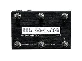 Morningstar FX MC6 MKII 新品[モーニングスター][Switcher,スイッチャー][MIDIコントローラー][Effector,エフェクター]