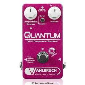 VAHLBRUCH Quantum 新品 コンプレッサー[ファールブルーフ][クァンタム][Compressor][Effector,エフェクター]