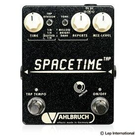 VAHLBRUCH SpaceTime creme knobs 新品 ディレイ/エコー [ファールブルーフ][Delay,Echo][Effector,エフェクター]