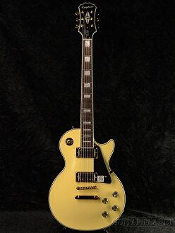 Epiphone 限量版 Les Paul 自定义 Blackback 临全新古董象牙 [Epiphone]、 [象牙] [LP,Les Paul 自定义] [电吉他,电吉他,_fp