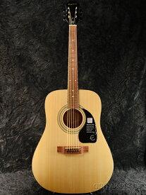 【トップ単板仕様】Epiphone DR-100S 新品 Natural Satin[エピフォン][ナチュラル,サテン,艶消し][Acoustic Guitar,アコースティックギター]