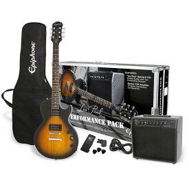【お得な入門セット付!!】Epiphone Performance Pack / Les Paul Special II Vintage Sunburst 新品[エピフォン][ビンテージサンバースト][レスポール][Electric Guitar,エレキギター]