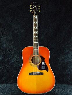 Epiphone 蜂鸟艺术家蜂蜜爆裂新 [Epiphone,蜂鸟艺术家 [蜂蜜爆裂] [原声吉他,吉他,吉他,民谣吉他,民谣吉他,
