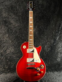 Epiphone Les Paul Standard Plus-top Pro w/Coil Tap 新品 ブラッドオレンジ[エピフォン][レスポールスタンダード][Blood Orange,Red,赤,木目][LP STD][エレキギター,Electric Guitar]_nl