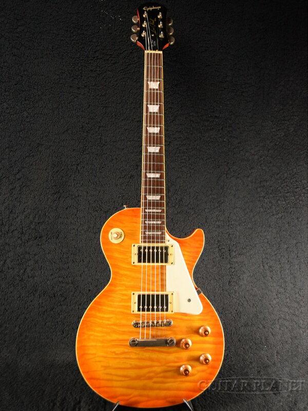 【中古】Epiphone Les Paul Ultra -Faded Cherry- 2005年製[エピフォン][ウルトラ][フェイデッドチェリー,Sunburst,サンバースト][レスポール][Electric Guitar,エレキギター]【used_エレキギター】