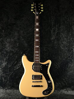 Epiphone Limited Edition Wilshire Phant-o-matic新货古董象牙[Epiphone][威尔希尔,uirushaia][My Chemical Romance,maikemi][Antique Ivory,白][Electric Guitar,电子吉他]_fp
