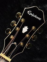 EpiphoneJ-200ECStudioVintageSunburst(VS)新品[エピフォン][サンバースト][ElectricAcoustic,エレアコ][AcousticGuitar,アコースティックギター,アコギ]