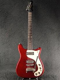 【中古】Epiphone Wilshire -Cherry- 1967年製[エピフォン][ウィルシャー][Tremotone,トレモトーン][チェリー,赤][Electric Guitar,エレキギター]【used_エレキギター】