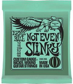 ERNIE BALL 12-56 #2626 Not Even Slinky[アーニーボール][ノットイーヴンスリンキー][エレキギター弦,string]