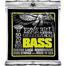 ERNIE BALL 50-105 #3832 Coated Regular Slinky Bass[アーニーボール][コーティング弦][レギュラースリンキー][ベース弦,String]