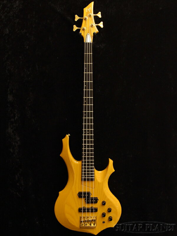 【中古】ESP Forest Bass -Natural-[イーエスピー][Forest,フォレスト][ナチュラル][Electric Bass,エレキベース]【used_ベース】