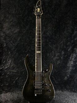 [ESP] ESP 地平線-II-見夜空黑 — — 2004 年,[地平線] [吉他,開始施法者] [透明黑色,黑色] [電吉他、 電吉他]