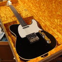 Fender Custom Shop ~2017 Custom Collection~ 1963 Telecaster Custom Journeyman Relic -Aged Black- 新品[フェンダーカスタムショッ…