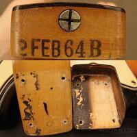 【中古】FenderUSA1964Stratocaster-3ColorSunburst-1964年製[フェンダー][サンバースト][ストラトキャスター][ElectricGuitar,エレキギター]【used_エレキギター】_vtg