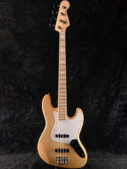 Fender Japan Exclusive Classic 70s Jazz Bass Maple(老型号:JB75)新货[挡泥板][日本][爵士基础][Natural,天然][电子吉他基础,Electric Bass]