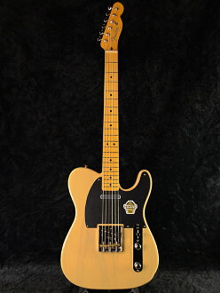 Fender Japan Exclusive Classic 50s Telecaster TEX SPEC OWB(老型号:TL52-TX)新货灰白金发[挡泥板][日本][terekyasuta][Off White Blonde,黄色,白][Electric Guitar,电子吉他]