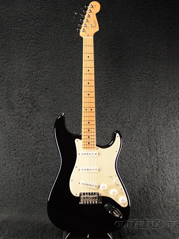【中古】Fender USA American Standard Stratocaster -Black / Maple- 2010年製[フェンダー][アメリカンスタンダード,アメスタ][ブラック,黒][ストラトキャスター][Electric Guitar]【used_エレキギター】