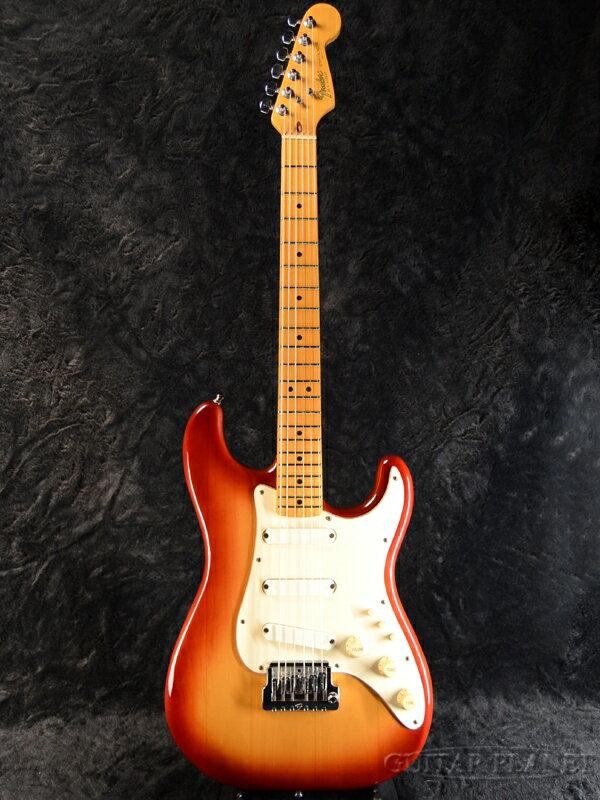 【中古】Fender USA Elite Stratocaster -Sienna Sunburst / Maple- 1983年製【Rare!】[フェンダー][エリート][シエナサンバースト][ストラトキャスター][Electric Guitar]【used_エレキギター】