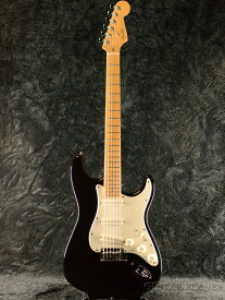 【中古】Fender USA American Deluxe Stratocaster -Black / Maple- 2003年製[フェンダー][アメリカンデラックス,アメデラ][ブラック,黒][ストラトキャスター][Electric Guitar,エレキギター]【used_エレキギター】