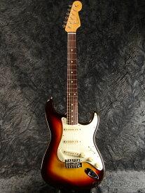 【中古】Fender Japan Exclusive Classic 60s Stratocaster -3-Color Sunburst- 2017年製[フェンダージャパンエクスクルーシブ][3カラーサンバースト][ストラトキャスター][Electric Guitar,エレキギター]【used_エレキギター】