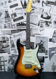 Fender Custom Shop MBS 1960 Stratocaster Journeyman Relic -Wide Fade 3 Color Sunburst- by Kyle McMillin 新品[フェンダーカスタムショップ][カイル・マクミリン][サンバースト][ストラトキャスター][Guitar,ギター]