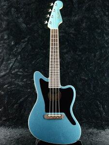 Fender Fullerton Jazzmaster Uke -Tidepool- 新品 コンサートウクレレ[フェンダー][Ukulele,ウクレレ][ブルー,青]