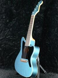 FenderFullertonJazzmasterUke-Tidepool-新品コンサートウクレレ[フェンダー][Ukulele,ウクレレ][ブルー,青]