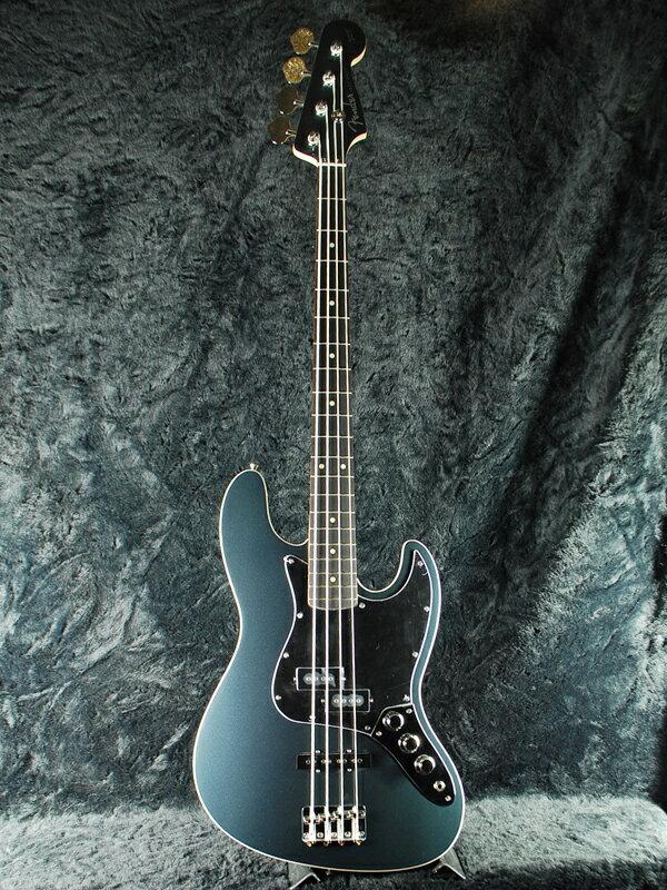 Fender Japan Exclusive Aerodyne Jazz Bass UGB (旧型番:AJB) 新品 USガンメタルブルー[フェンダー][ジャパン][エアロダイン][ジャズベース][US Gun metal Blue,青][エレキベース,Electric Bass]