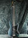 Fender Japan Exclusive Aerodyne Jazz Bass UGB (旧型番:AJB) 新品 USガンメタルブルー[フェンダー][ジャパン][エアロダイン][ジャズ…