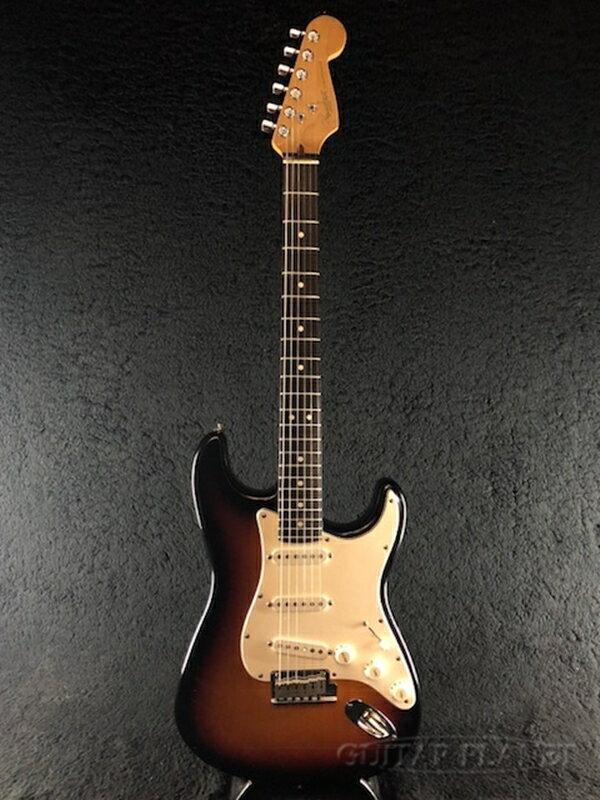 【中古】Fender USA American Standard Stratocaster -3-Tone Sunburst / Rosewood- 1998年製[フェンダー][アメリカンスタンダード][3トーンサンバースト][ストラトキャスター][Electric Guitar]【used_エレキギター】
