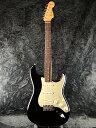 Fender USA American Vintage Series '59 Stratocaster 新品 ブラック[フェンダー][アメリカンヴィンテージ][ストラトキャスター][Blac…