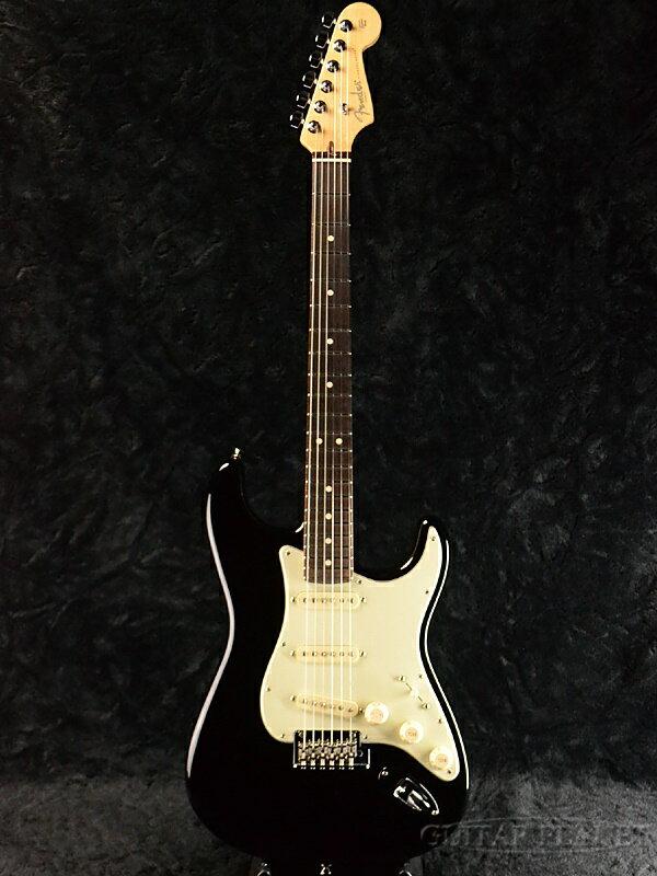 Fender USA American Professional Stratocaster BLK/RW 新品[フェンダー][アメリカンプロフェッショナル,アメプロ][Black,ブラック,黒][ストラトキャスター][Electric Guitar,エレキギター]