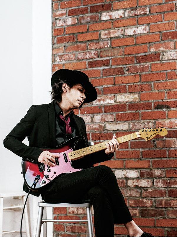 Fender Japan Exclusive Ken Stratocaster Galaxy Red 新品[フェンダー][国産/日本製][ストラトキャスター][L'Arc~en~Ciel,ラルクアンシエル][ギャラクシーレッド,赤][Electric Guitar,エレキギター]